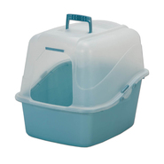 Doskocil Dos Litter Pan Hood Set Translucent Jumbo at Kmart.com
