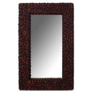 Leick Grapevine Section 32 x 20 Rectangular Mirror at Kmart.com