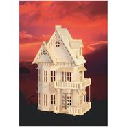 Puzzled Gothic House Wood Puzzle at Kmart.com