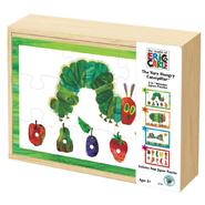 Bepuzzled The Very Hungry Caterpillar - 4 in 1 Wooden Jigsaw Puzzle Set at Kmart.com