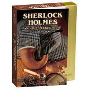 UNIVERSITY GAMES Sherlock Holmes & The Speckled Band Mystery Jigsaw Puzzle: 1000 Pcs at Kmart.com