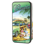 Masterpieces Puzzles Beach Wagon Party Tin: 500 Pcs at Sears.com