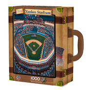 Masterpieces Puzzles Yankee Stadium Suitcase Puzzle: 1000 Pcs at Sears.com