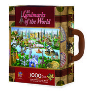MASTERPIECES Landmarks of the World Puzzle: 1000 Pcs at Kmart.com