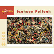 Pomegranate Communications, Inc. Jackson Pollock - Convergence Puzzle: 1000 Pcs at Kmart.com