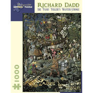 Pomegranate Communications, Inc. Richard Dadd - The Fairy Feller's Master-Stroke Puzzle: 1000 Pcs at Kmart.com