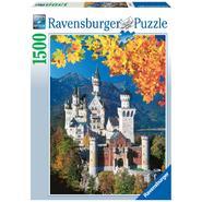 Ravensburger Neuschwanstein Castle: 1500 Pcs at Sears.com