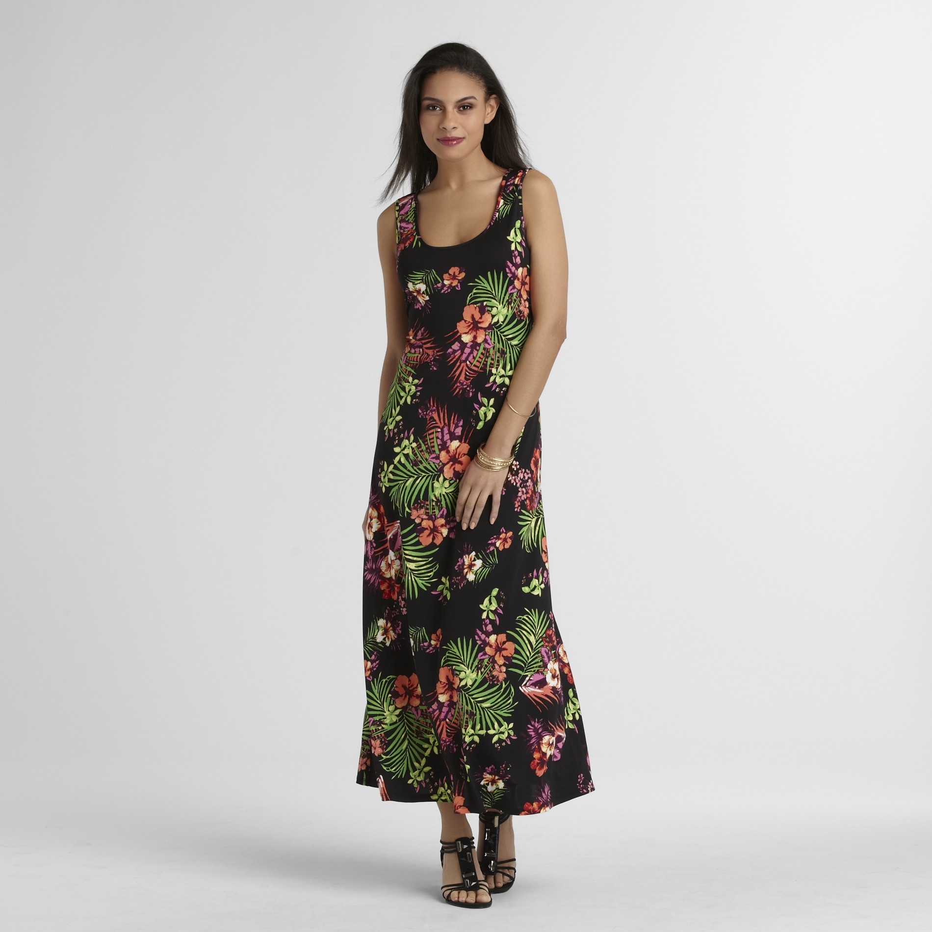 JBS Women's Maxi Dress - Floral at Sears.com