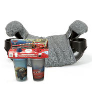 Boys' Backless Booster Seat and Sippy Cup Bundle     ...