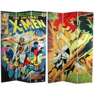 Oriental Furniture 6 ft. Tall Double Sided The Uncanny X-Men Room Canvas Divider at Kmart.com
