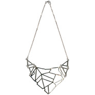 Bongo Junior's Tribal Necklace - Silvertone at Kmart.com