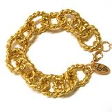 Sofia by Sofia Vergara Women's Chain Bracelet - Goldtone at mygofer.com