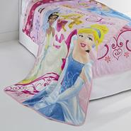 Princess Girl's Microfleece Throw - Arrive In Style at Kmart.com