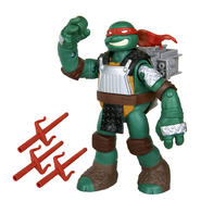 Teenage Mutant Ninja Turtles Flingers Raphael - Sai Throwing at Kmart.com