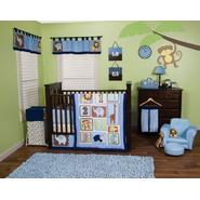 Jungle 123 - 3 Piece Crib Bedding Set & Crib Bumpers Bundle at Kmart.com