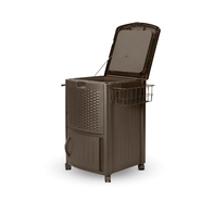 Suncast Deck Cooler with Cabinet at Kmart.com