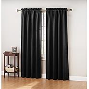 Colormate Jillian Blackout Curtain Panel at Kmart.com