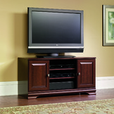 Sauder Carolina Estate Panel TV Stand at mygofer.com