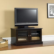 Sauder Panel TV Stand at Kmart.com