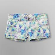 True Freedom Junior's Denim Shorts - Floral at Sears.com