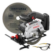 Craftsman C3 19.2 volt DieHard Cordless Trim Saw Bundle at Craftsman.com