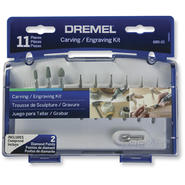 Dremel 689-01 Carving/Engraving Mini Accessory Kit at Kmart.com