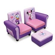 Delta Childrens Disney - Minnie Mouse 3 PC Upholstered at Sears.com