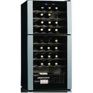 Koolatron 45 Bottle Dual Zone Wine Cellar at Sears.com