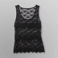 Bongo Junior's Tank Top - Lace at Sears.com