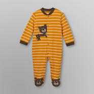 Little Wonders Infant Boy's Footed Sleeper Pajamas - Bears at Sears.com