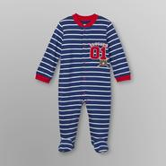 Little Wonders Infant Boy's Footed Sleeper Pajamas - Slugger at Sears.com