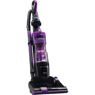 Panasonic Bagless Jet Force Upright Vacuum Cleaner with 9X Cyclonic Technology - Vibrant Violet/Black