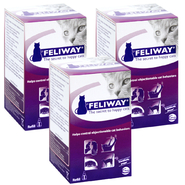 Feliway Behavior Modifier Refill, 48ml, 3-Pack Vials at Kmart.com