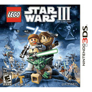 Lucas Arts Lego Star Wars III: Clone Wars 3DS at Kmart.com