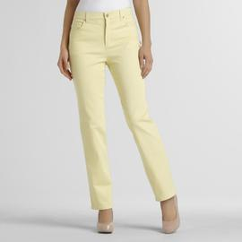 Gloria Vanderbilt Women's Amanda Colored Jeans at Sears.com