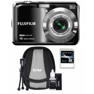 Fujifilm FinePix AX650 16MP Black Digital Camera, Starter Kit and 8GB SDHC Memory Card at Sears.com