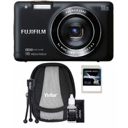 Fujifilm FinePix JX680 16MP Black Digital Camera, Starter Kit and 8GB SDHC Memory Card at Sears.com