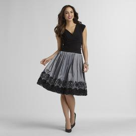 Sally Lou Fashions Women's Party Dress - Floral Soutache at Sears.com