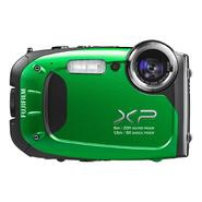 Fuji FinePix XP60 16.4 Megapixel Compact Camera - Green at Kmart.com