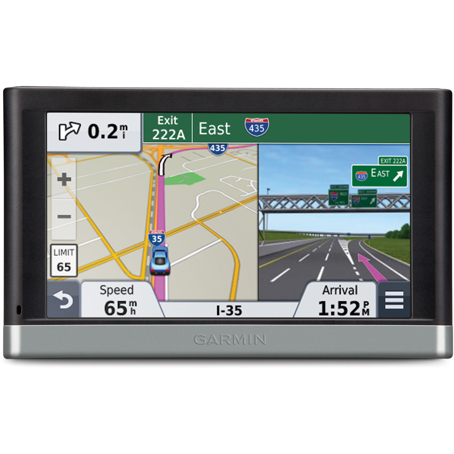 Garmin  5.0 In. GPS with Lifetime Maps