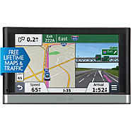 Garmin 5.0 In. GPS with Lifetime Maps and Traffic Updates at Sears.com