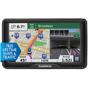 Garmin 7.0 In. GPS Navigator with Free Lifetime Maps and Traffic Updates at Sears.com