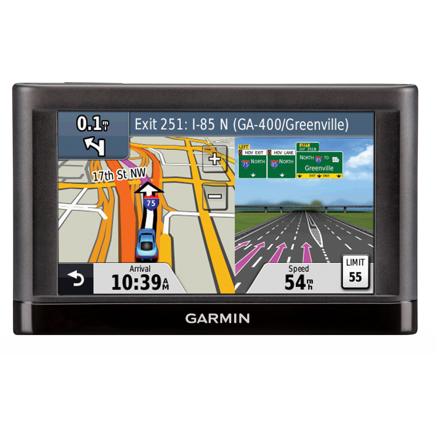 4.3 In. GPS Navigator with U.S. Coverage