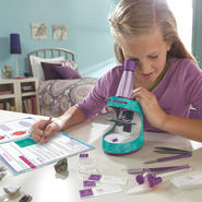 Educational Insights Nancy B's Science Club Microscope & Activity Journal at Kmart.com