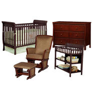 Delta Glenwood Complete Nursery Furniture Bundle at Sears.com