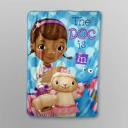 Disney Doc McStuffins Fleece Throw Blanket at Kmart.com