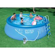 Intex 15 ft. x 48 in. Easy Set® Pool Package at Sears.com