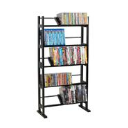 Atlantic Element Media Rack, 230, Espresso, 1 rack at Kmart.com