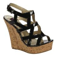 Yoki Women's Dress Sandal Celia - Black at Kmart.com