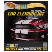 Detailer's Choice Microfiber Car Cleaning Kit at Kmart.com